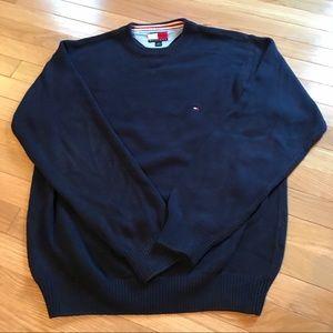Tommy Hilfiger Men's Long Sleeved Sweater